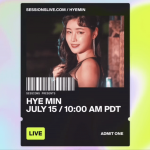 Hyemin Sessions